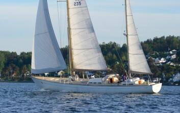 TUR: Simen Løvgren i 72-fots «Santana» stiller i turklassen, men seiler shorthand. Han kommer rett fra tøff regatta med «Solo2».