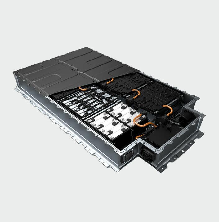 33kW: Batteriet fra BMW gir en rekkevidde på 20 nm i 5 knop. I høyere fart synker rekkevidden betraktelig.