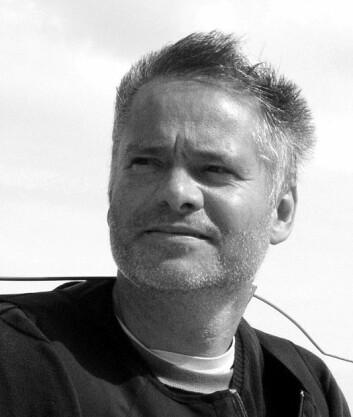NY: Axel Nissen-Lie er ny redaktør i SEILmagasinet.