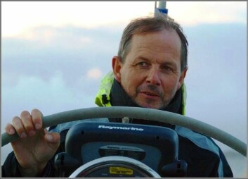 JORDOMSEILER: Svein Mathisen vurderte kortere rutevalg, men valgte trygt.