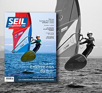 Her er SEILmagasinet nummer 1-2020