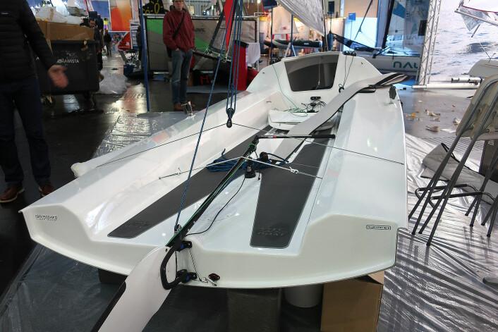 LETT: LiteXP gir nærhet til sjøen og naturen.Båten vil heller ikke gi overraskende  regninger og vedlikehold.