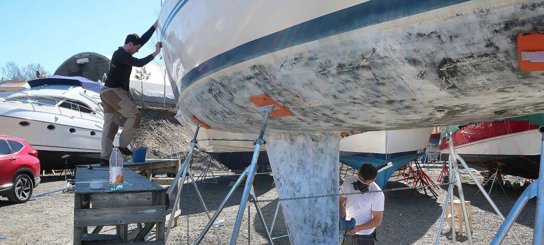 Gi båten en ekstra vårpuss