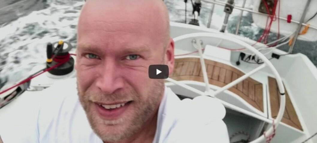 Tøffing fra Haugesund trives best i ruskevær