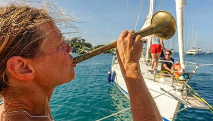 «Elara» fremme i Karibia etter behaglig Atlanterhavsseilas