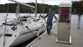 Strengere regler mot septiktømming i sjøen