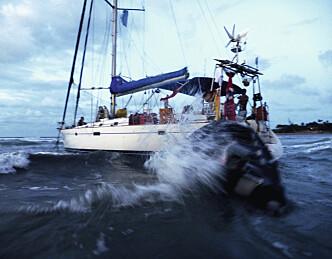 Om å seile med erfaring