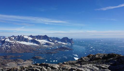 Grønn på Grønland