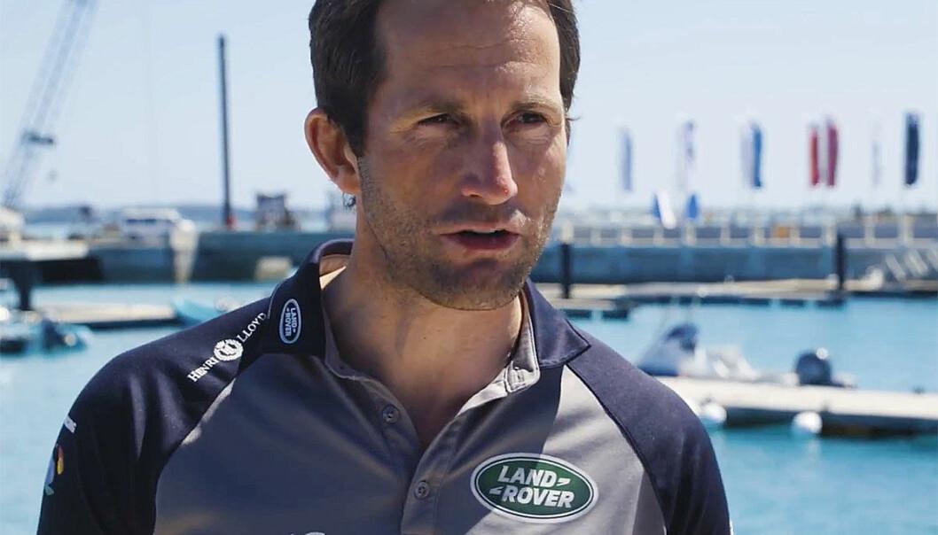 SailGP: Ingen kunne matche en suveren Ben Ainslie i Sydney