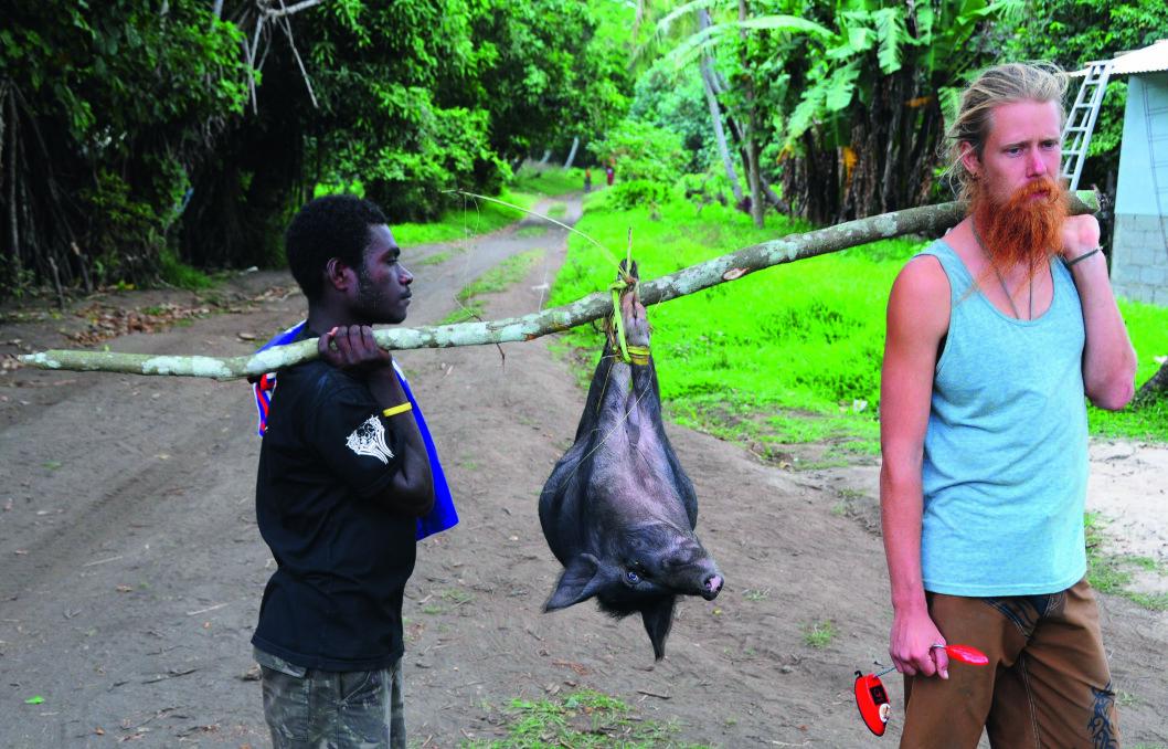 US PEACE CORPS: Peace Corps utsendte medarbeidere har gjort mye godt for befolkningen i Vanuatu, men bringer det dem mer lykke?