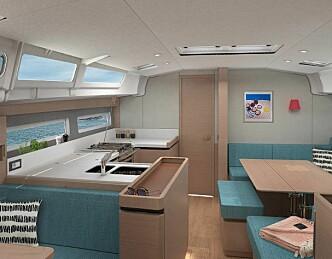 Jeanneau lanserer tre nye båter