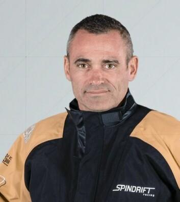 SKIPPER: Yann Guichard gjør sitt andre forsøk. han og laget må seile en uke raskere enn det de gjorde i 2016.