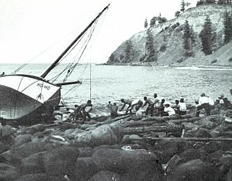 Hør historien om Norges første jordomseiling