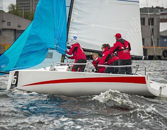 Folkehøyskole tilbyr seiling