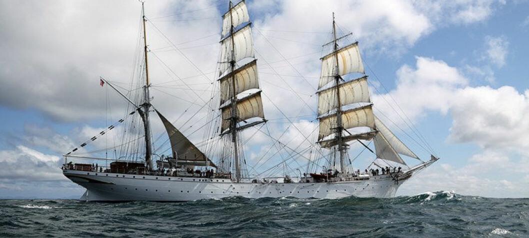 Bli seilskipsseiler sammen med NRK