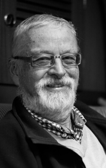 JAN FREDRIK MACK: Jan Fredrik Mack har selv seilt jorden rundt.