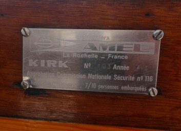 AMEL: Amel er et fransk verft som har bygget langturbåter med en streng filosofi. Det gjør verftet ennå.