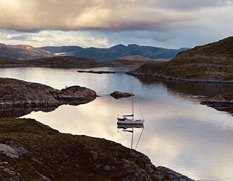 Norskekysten, som på reklamefilmene