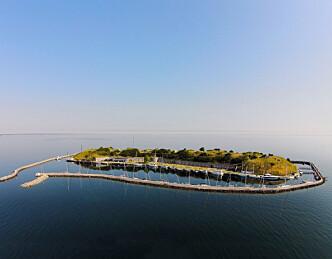 Flakfortet – en dansk «uthavn»
