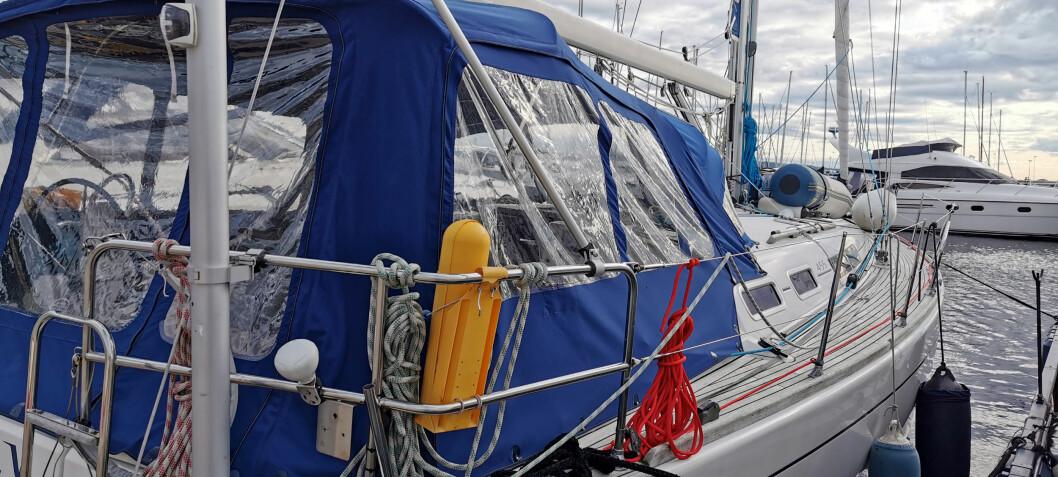 QUIZ: Tar du riktig vare på båtkalesjen