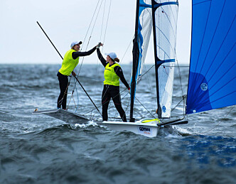 Ai, ai for en regattasommer