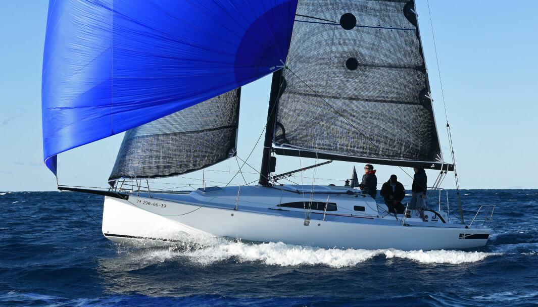 SHORTHANDED: J/99 er en velbygd kombinasjonsbåt med allroundegenskaper.