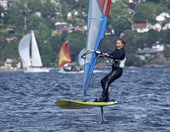 Comeback for windsurfing