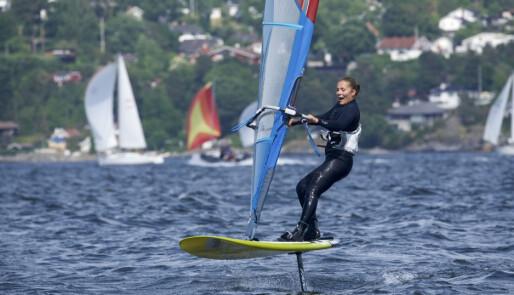 Comeback for windsurfing