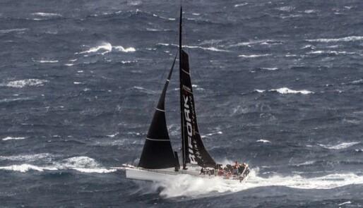 Aksel Magdahl navigerte rekordseilasen