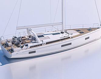 Oceanis-versjon av First Yacht 53