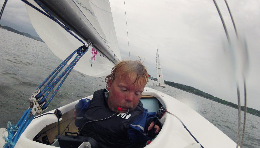 Bjørnar Erikstad, en forgrunnsfigur blant verdens beste funksjonshemmede seilere