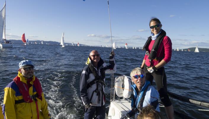 Cato Zahl Pedersen er både aktiv seiler og ansvarlig for Paralympisk utvikling i Olympiatoppen. Foto: Erik Johan Worsøe Eriksen