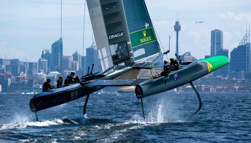 Evoy vil samarbeide med SailGP i året som kommer