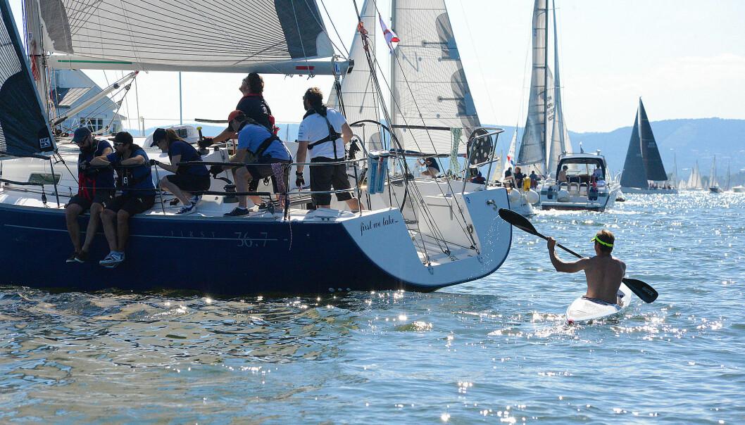 FORANDRING: Også båtlivet må tilpasse seg nye politiske krav i fremtiden.