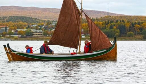 Kjørte tusen kilometer for å seile nordlandsbåt