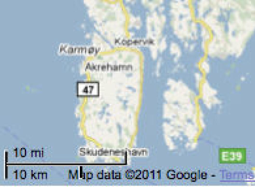 Søker fortsatt utenfor Karmøy