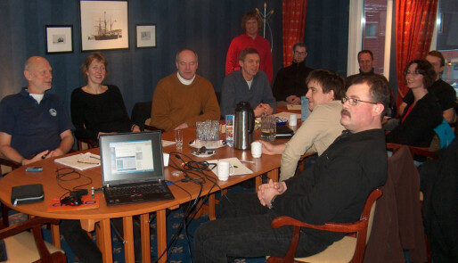 Jolle-instruktørkurs i Troms