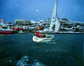 Vinterens regattaer