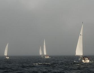 Konvoi over Skagerrak