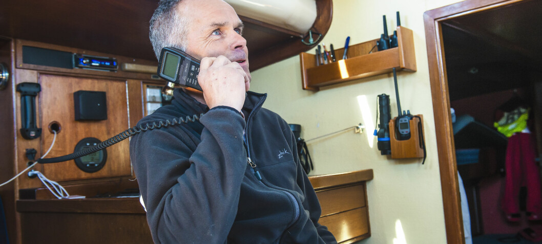 Funker VHFen slik den skal?