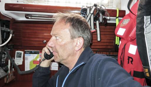 Livsviktig vedlikehold av VHF-antennen