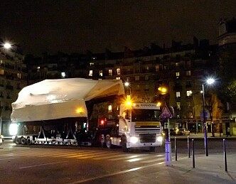 Seilerne samles i Paris