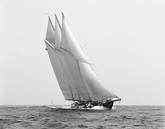 Kappseilas over Atlanteren