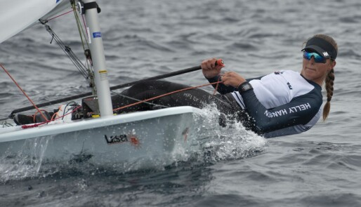 Norsk bronse i italiensk mesterskap