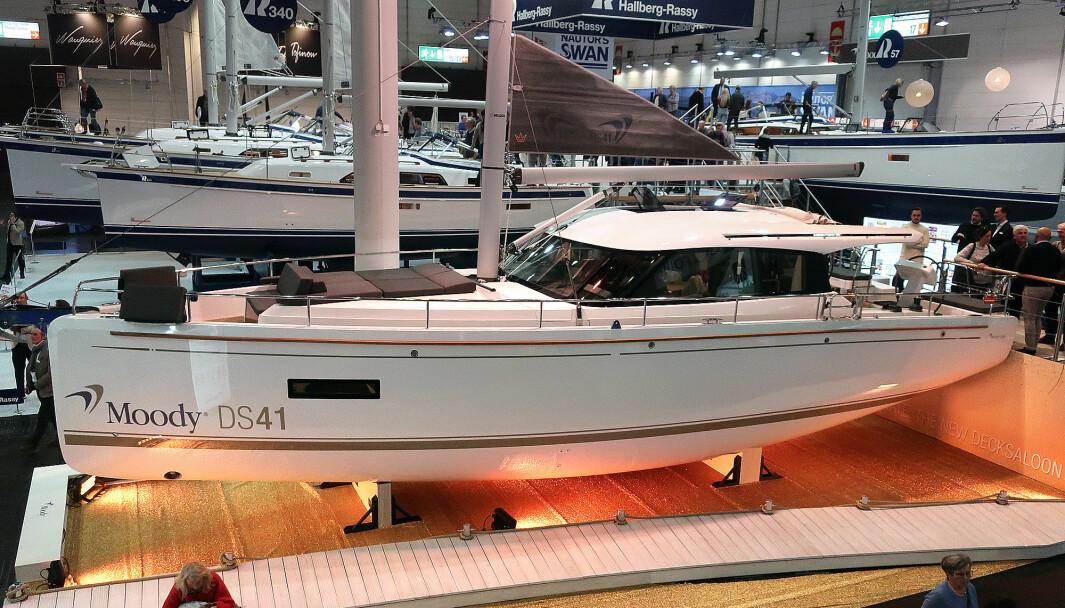 VALUTA: Nå selges nye båter til gårsdagens valutakurs.