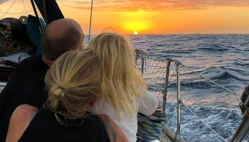 Over verdenshav med barn