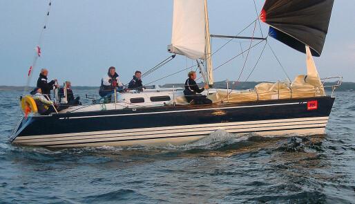 Regattabåten som funker for tur