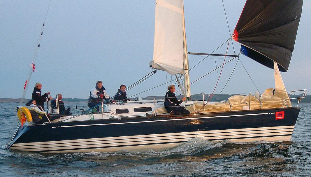 REGATTA: X-362 Sport har vunnet mye på regattabanen, men er blitt sjeldnere å se.