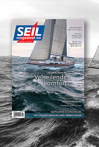 SEILmagasinet 2-2020 i salg