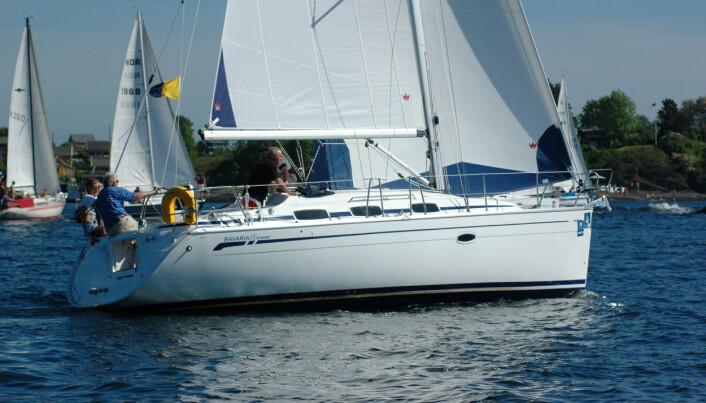 FOLKEVOGN: Bavaria 33 Cruiser har det meste, og er en super familebåt.